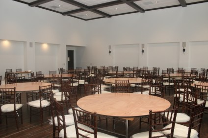 La Ventura Event Center is now accepting reservations for special occasions and weddings. Photo: Eric Heinz
