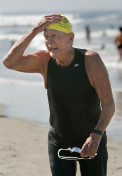 Ernie Polte. Photo: Charlie Neuman/San Diego Union-Tribune via ZUMA Press