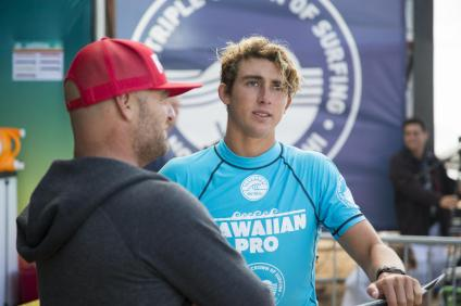 Griffin Colapinto. Photo: Courtesy of WSL/Keoki Saguibo