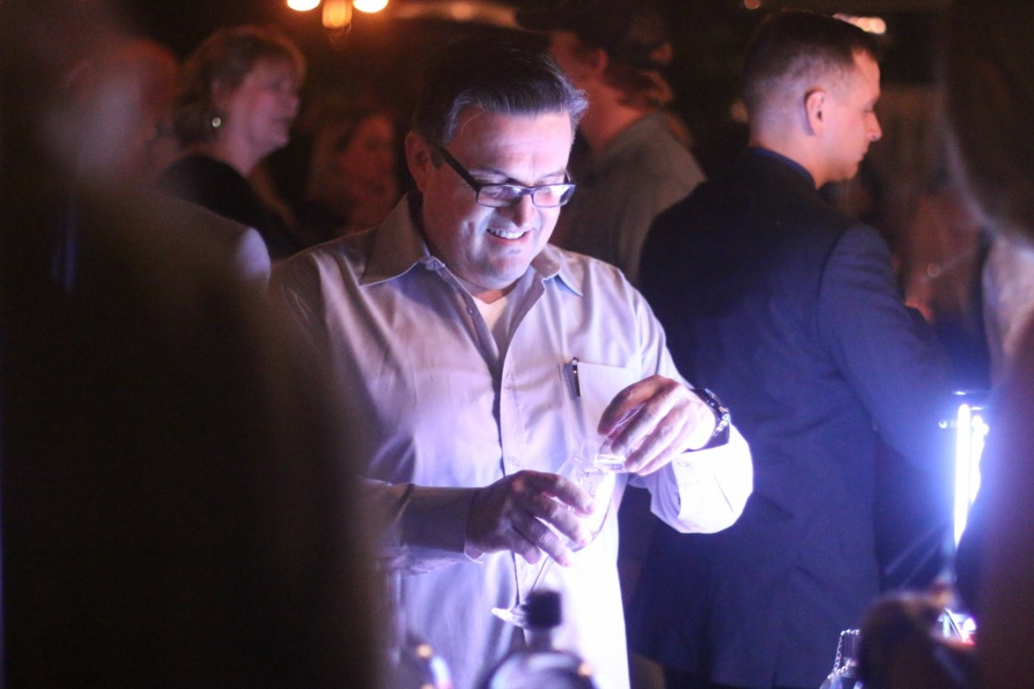 Libations of wine, liquor and beer were available for patrons to sample at the annual Taste of San Clemente on Nov. 3.