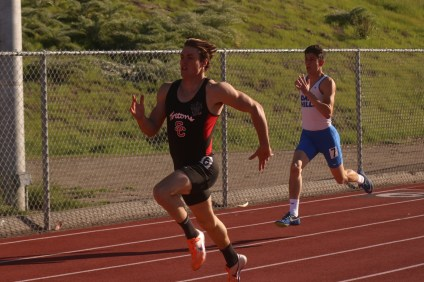 Jack Shippy San Clemente Track