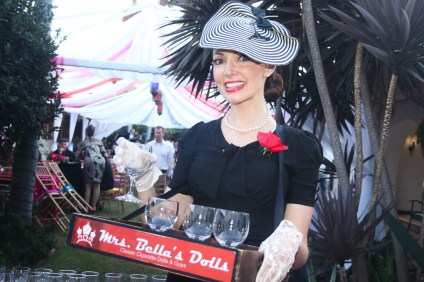 The theme of the 16th annual Toast to the Casa was 'Casablanca,' a tribute to the classic namesake film as well as 1940s Moroccan culture on Saturday, Sept. 22. Photo: Eric Heinz