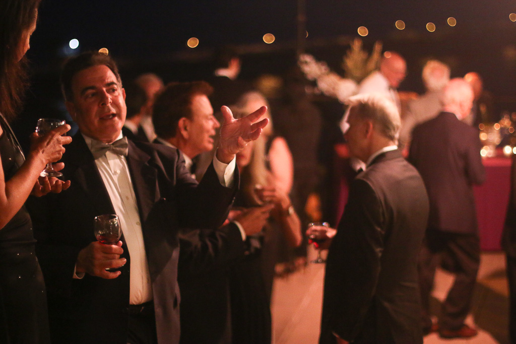 Toast to the Casa, the black-tie event on Saturday, Sept. 22, is the culture and gardens center's biggest fundraiser of the year, which helps support youth programs as well as general upkeep of the San Clemente icon. Photo: Eric Heinz