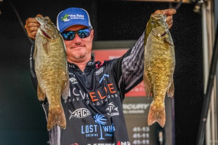 Miles Howe of San Juan Capistrano is looking forward to his second season on the Fishing League Worldwide. Photo: Courtesy of FWL