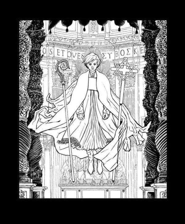 Pietro il Romano, Patriarca della nuova Chiesa