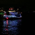 Island Estates Clearwater Fl Holiday Boat Parade
