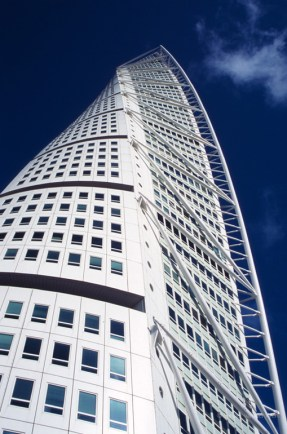 HSB Turning Torso in Malmo.