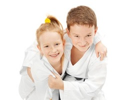 Karate for 6-11 Year Olds