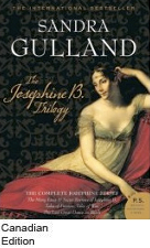 THE JOSEPHINE B. TRILOGY: Omnibus editions - Canadian Cover