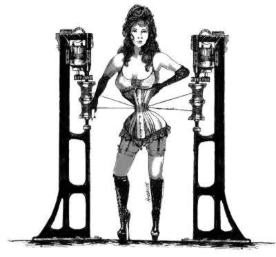 torture corset