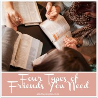 Four Types of Friends You Need