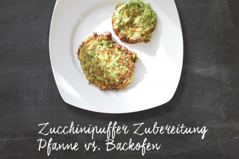 Zucchinipuffer