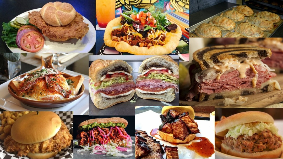 Round II Best State Sandwiches