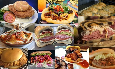 Sandwich America and USA Today 10Best Reader's Choice Awards for Best State Sandwiches