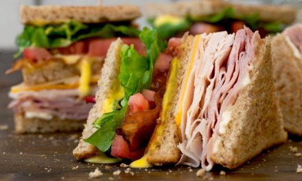 Scenes from National Sandwich Day