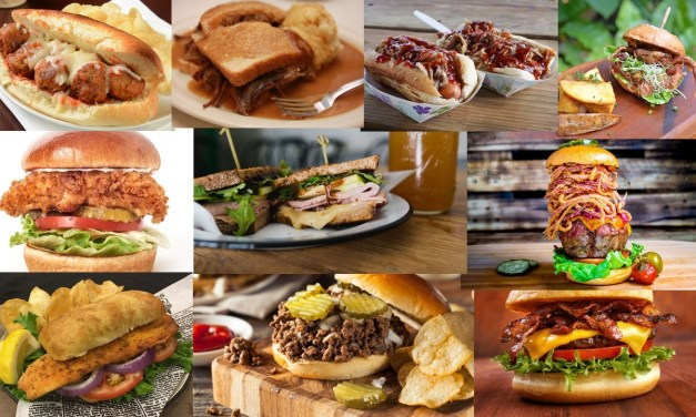 Vote Now for Your Favorite State Sandwich in Round 5 of the Sandwich America & USA Today 10Best Readers Choice Awards