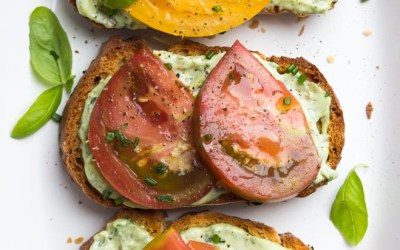 June is National Fruit and Vegetable Month and we Honor that for Sandwich America June Sandwich Night