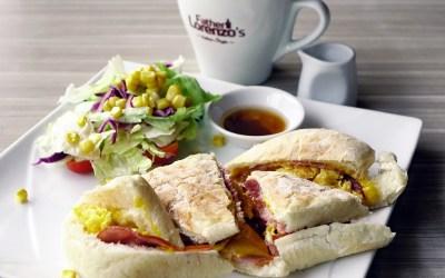 Something Different: Breakfast for Dinner Sandwiches