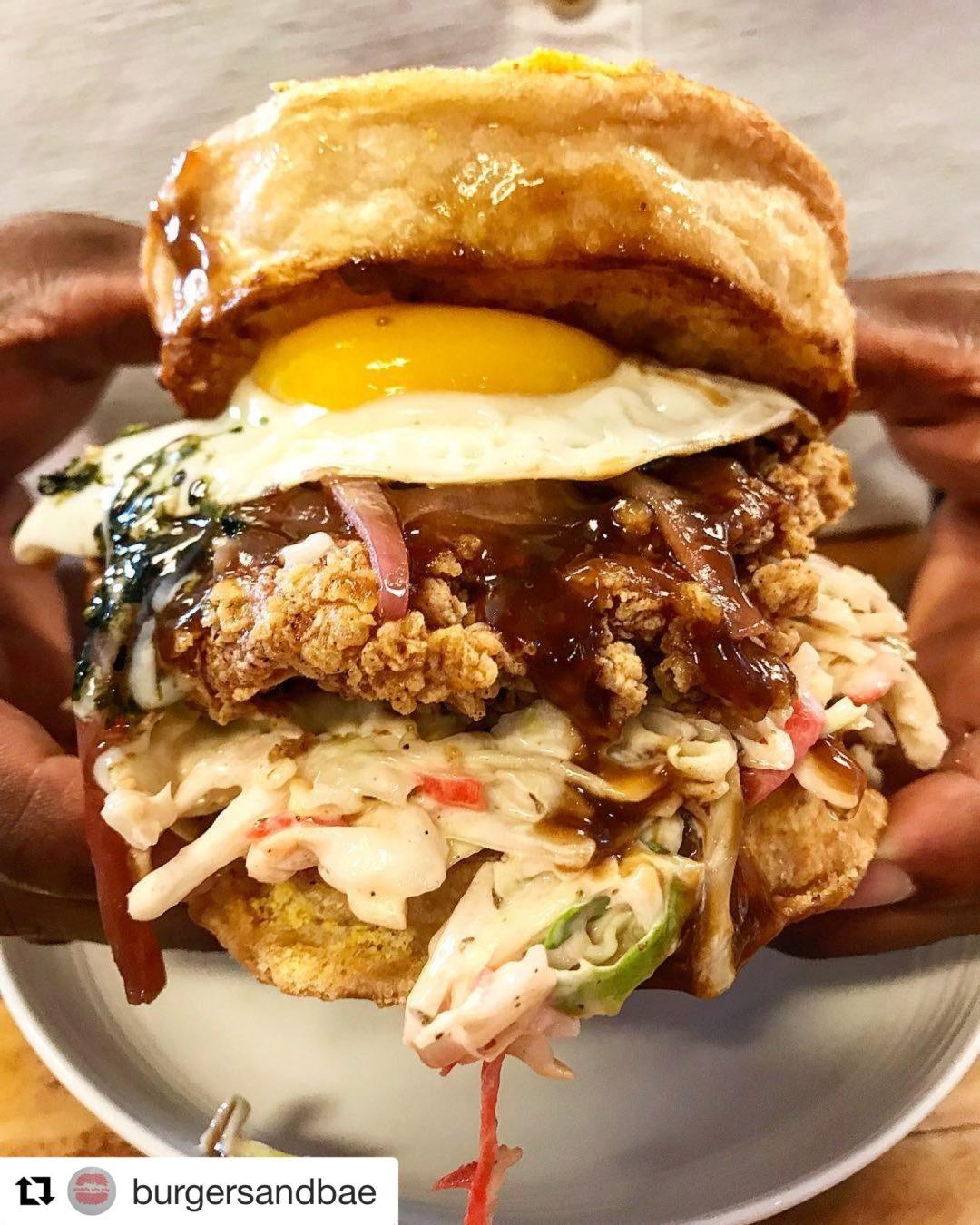 Sandwich Madness: Mochiko