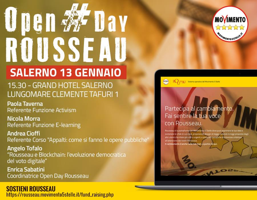 open_day Rousseau
