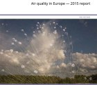 Air quality in Europe — 2015 report