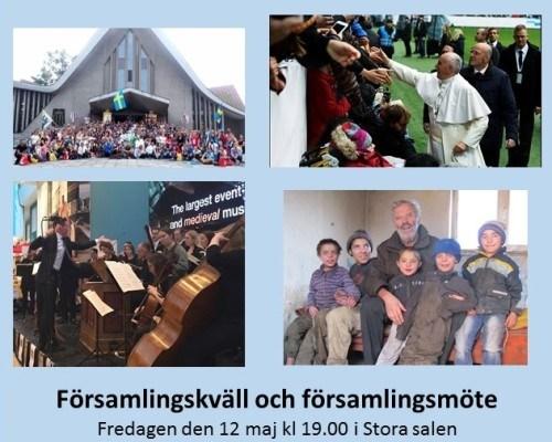 Församlingsmöte 2017