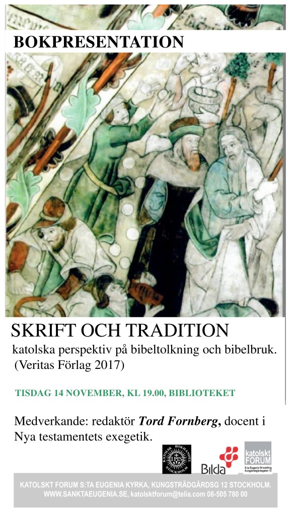 thumbnail of Skrift och tradition