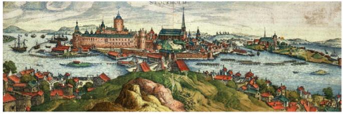 Stockholmsvandring