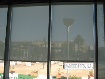 Las cortinas enrollables decora en 5 minutos sanperotex s l - Cortinas que no dejan pasar la luz ...