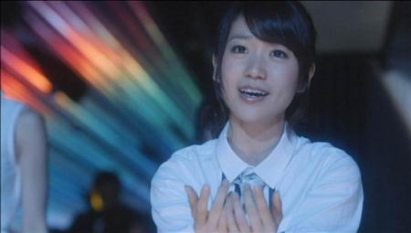 この大島優子はどのMVで見ることができる?