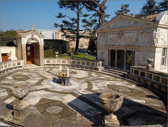Casina Pio VI in Vaticano