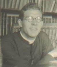 Pe. Pedro Dingnouts MSC: de 1940 a 1941