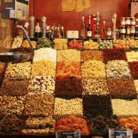 Frutos secos para combatir el colesterol