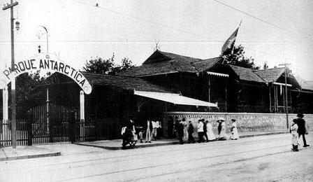 Palestra em 1921