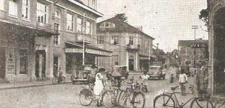 Santo Amaro - bikes