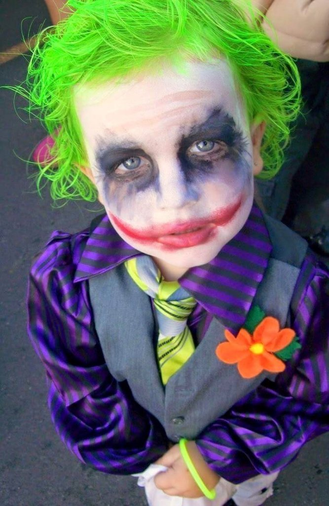 ideas-de-disfraces-de-halloween-para-ninos-joker
