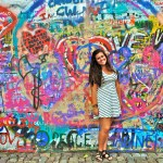 John Lennon Wall – Prague, Czech Republic