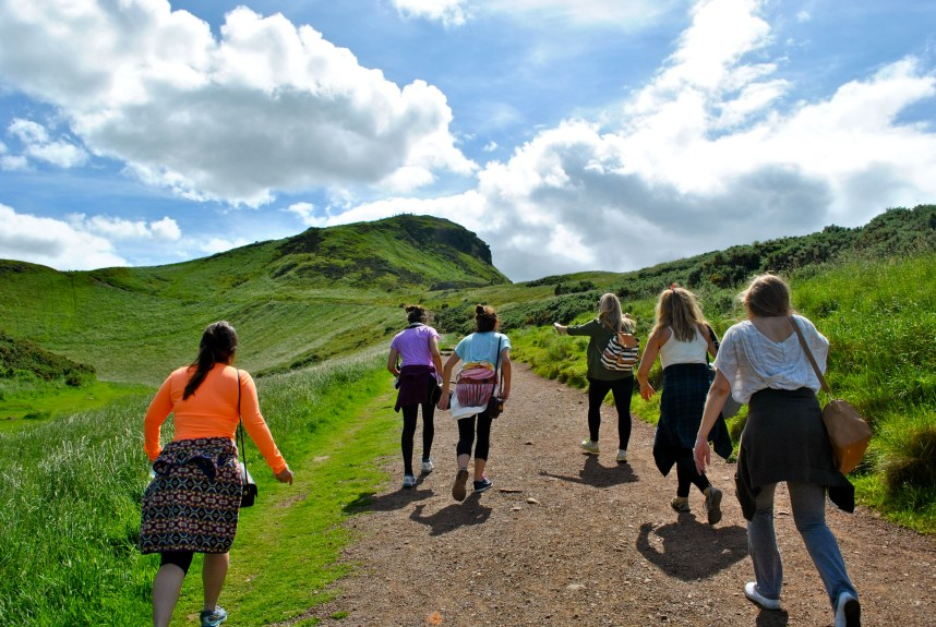 Arthur's Seat - Edinburgh, Scotland