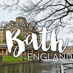 Bath, England: A 1-Day Itinerary