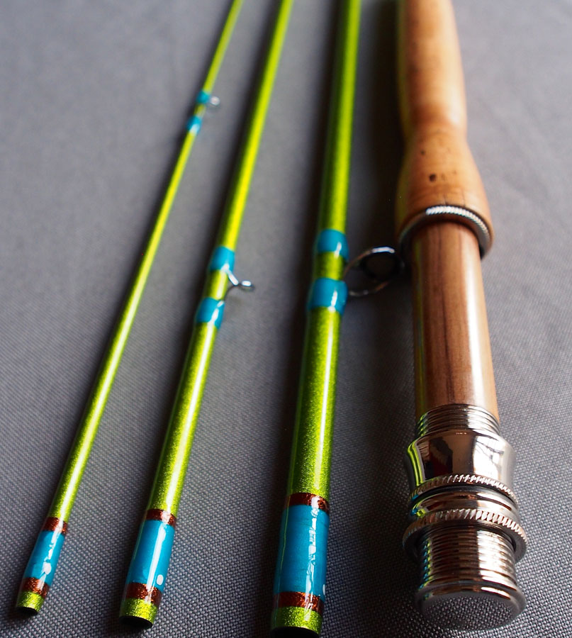 Ready To Fish Green Light 5 Wt 9