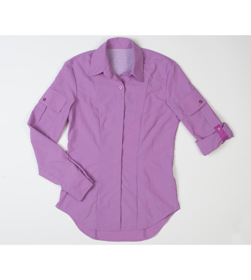 Women s maven fly fishing shirts for Girls fishing shirts