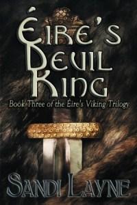 eire's devil king cover
