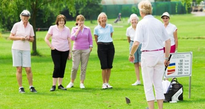 Group Coaching & Clinics - Sarah Bennett Golf Essex