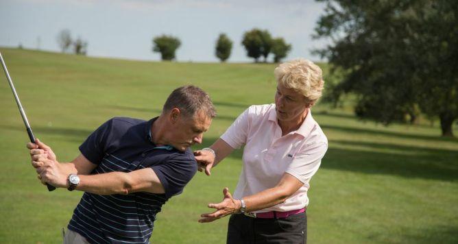 Golf Coaching Essex Sarah Bennett