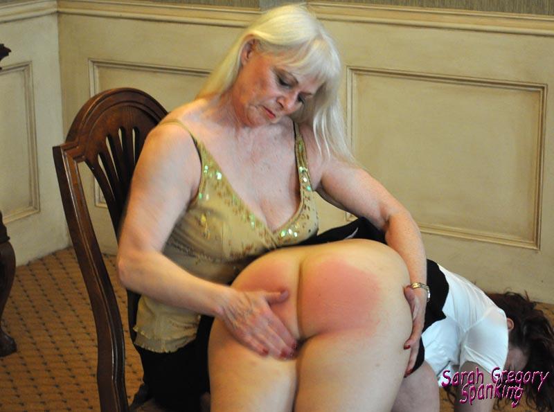 allaura shane spanking