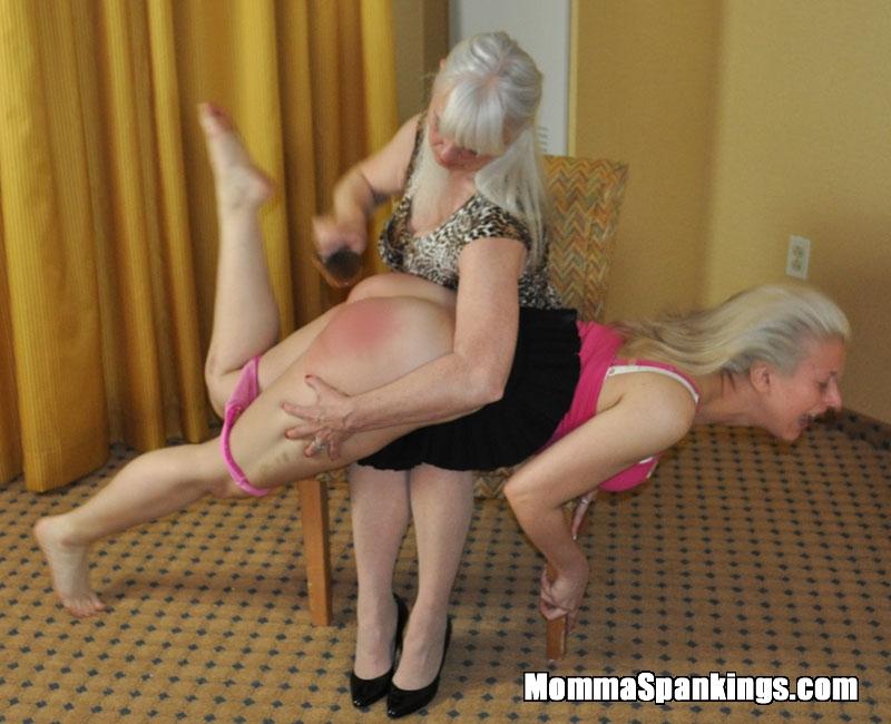 big bottom otk spanking