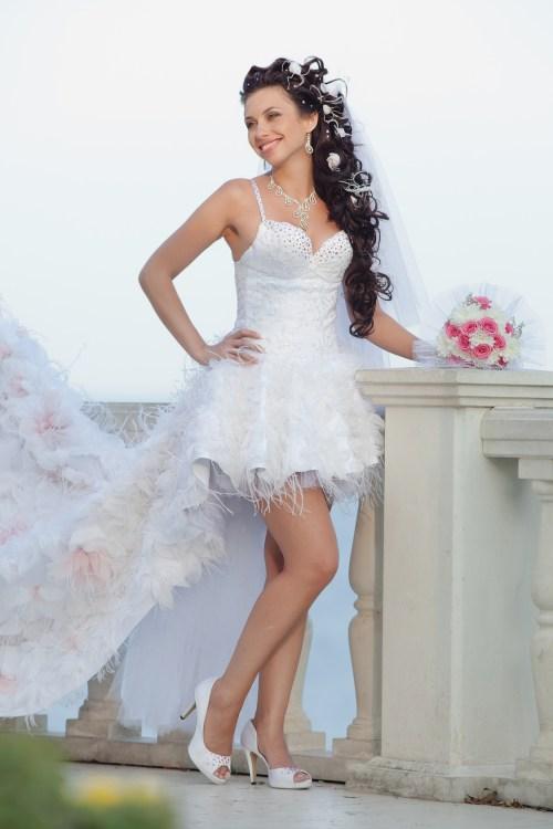 Medium Of Second Wedding Dresses