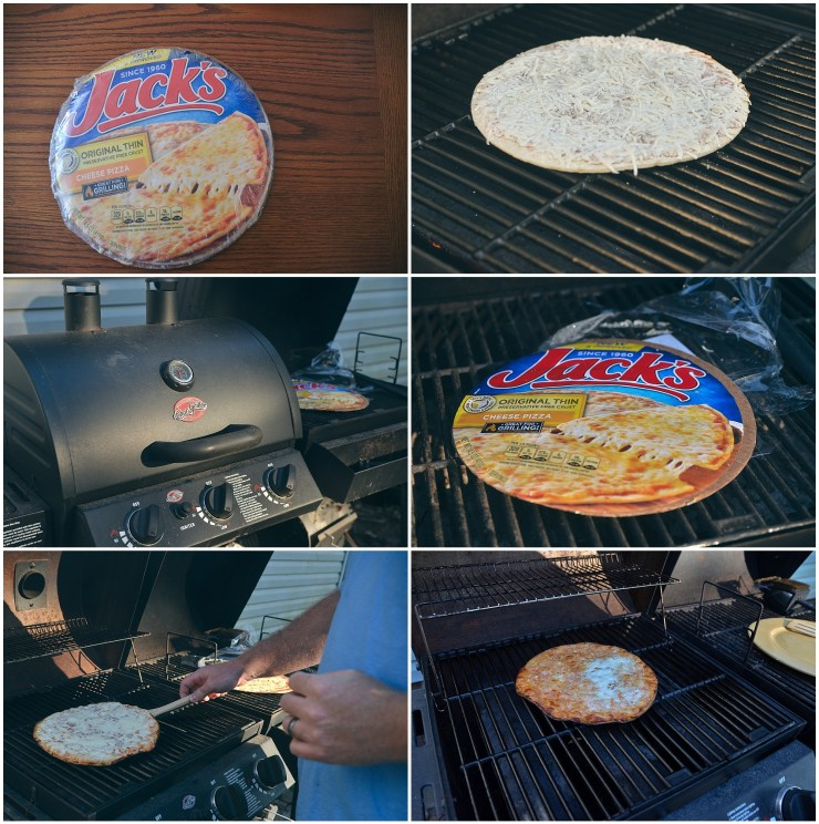 Grilling Pizza #MyGoodLife #CollectiveBias #shop