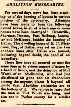 The Navarro Express, 7-21-1860
