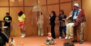 Group Costume (one rep from each)   Forrest, jellyfish, The Heat, rollercoaster,